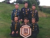 Camping competition team 1997